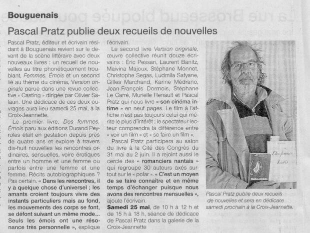 Ouest france 24 mai 2013